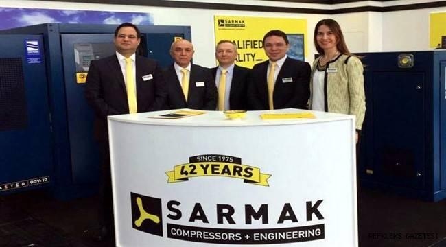 Sarmak'ın kompresörleri Hannover'de