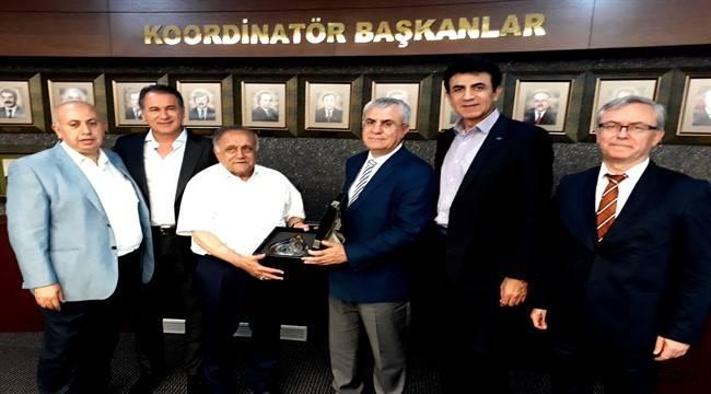 AKİB'i yeni dönemde Mahmut Arslan 'koordine' edecek