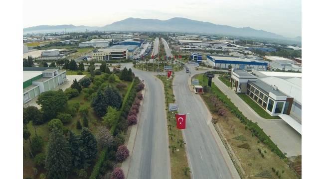 Adana OSB'den 7 firma sanayinin devleri arasında
