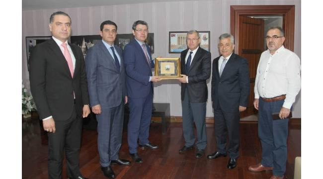 Kazakistan Türkiye ile ticaretini artırmak istiyor