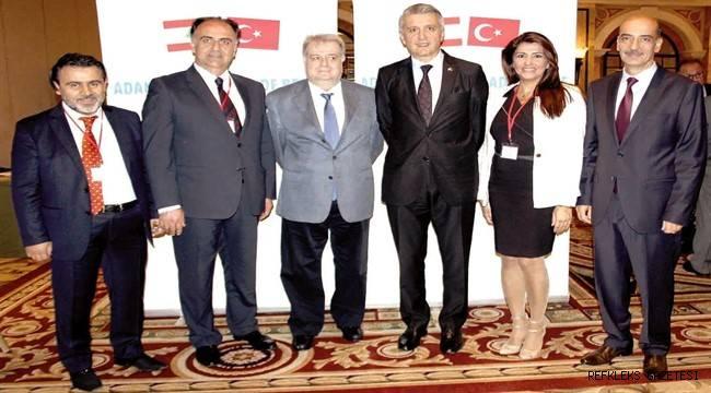 5 Adanalı firma 6 Lübnanlı şirketle iş bağlantısı gerçekleştirdi