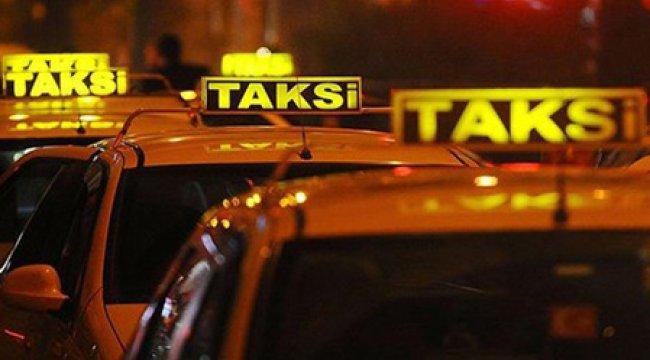 Sanal bahisçi taksiye bindi