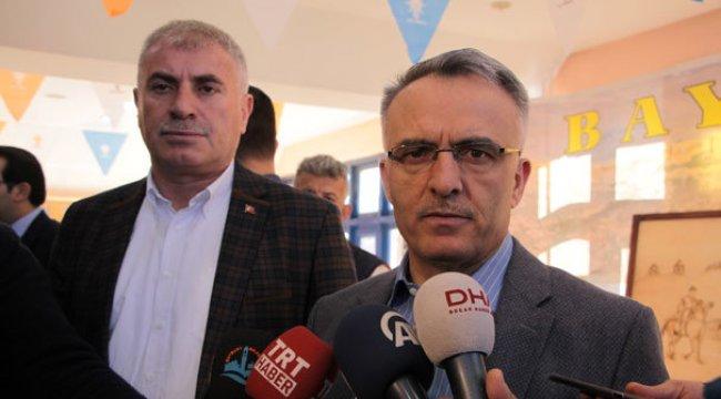 Bakan Ağbal'dan kamu görevlilerine lojman müjdesi