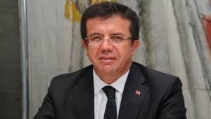 Ekonomi Bakanı Zeybekci Adana'da