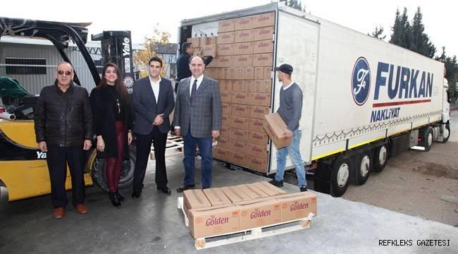 Lübnan açılımı ihracata dönüştü