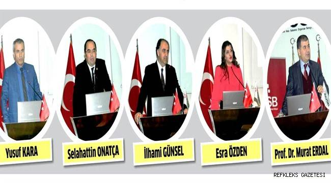 Adana sanayisinin 'organize' güç gösterisi