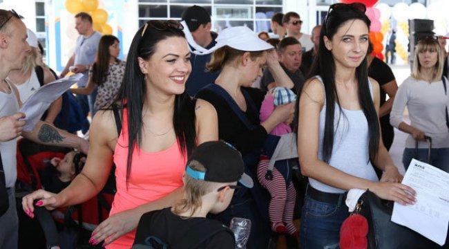 Avrupalı turist geri dönmeye başladı