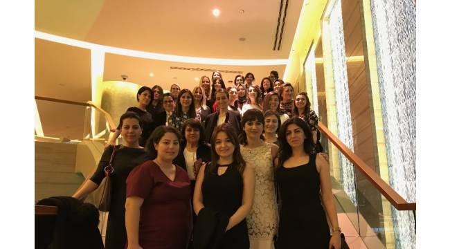 AOSB'nin kadın sanayicileri bir araya geldi