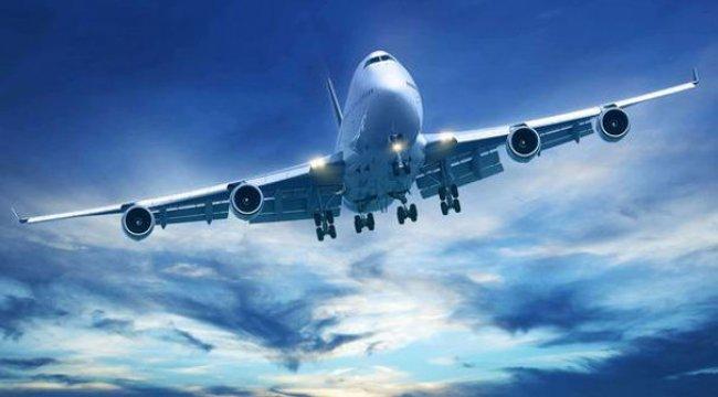Havayolu trafiği yüzde 23,1 arttı