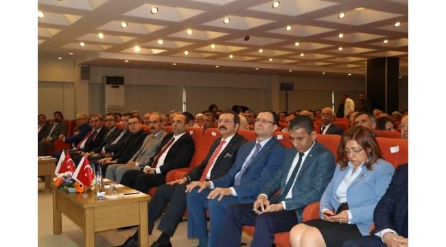 """Hisarcıkoğlu: """"Hukuk sistemi sadece devletin değil ekonomin de direğidir"""""""