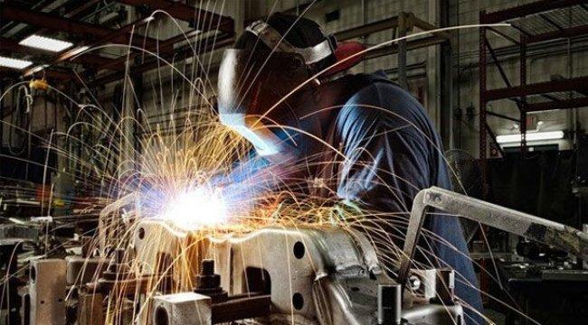 Sanayi üretimi yüzde 10 arttı