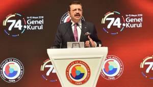 Hisarcıklıoğlu yeniden TOBB Başkanı oldu; Zeki Kıvanç yönetimde