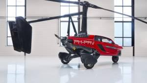 İlk uçan otomobilin satışı 2019 yılında gerçekleşecek