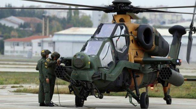 Pakistan bizden 30 adet ATAK helikopteri alacak