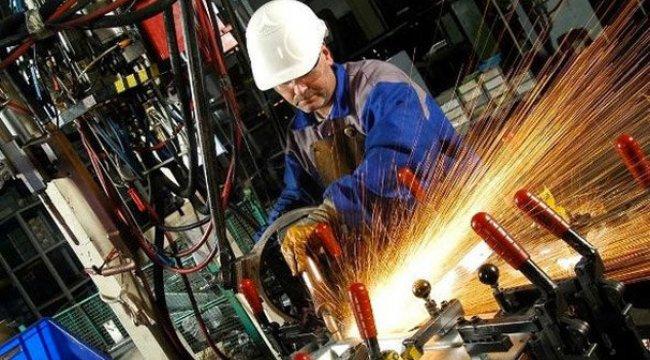 Sanayi üretimi mart ayında yüzde 7,6 arttı