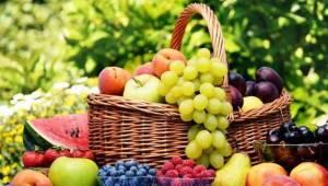 Yaz meyvelerini ne kadar tüketmeli?