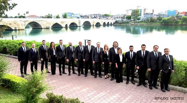 AGİAD'ın etkinlikleri Adana'nın gelişimi için