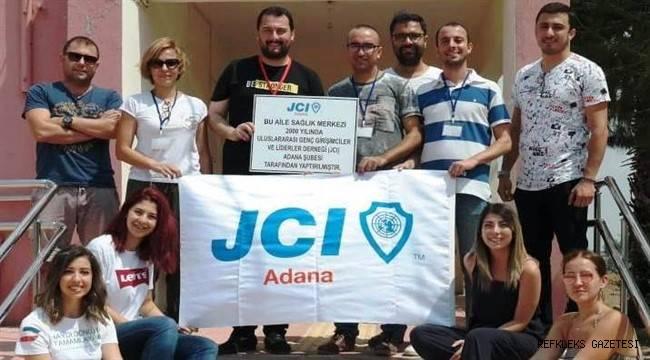 JCI Adana'da 'renkli' proje