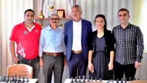 Adana'nın satrançtaki çıtası 'Ünlem'le yükselecek