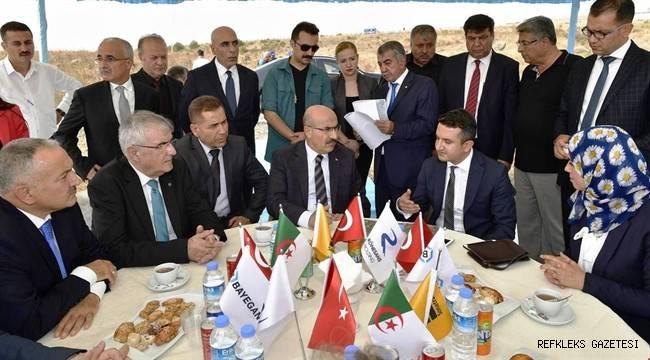 Ceyhan'a Mega Petrokimya Endüstri Bölgesi'ni hangi grup yapacak?