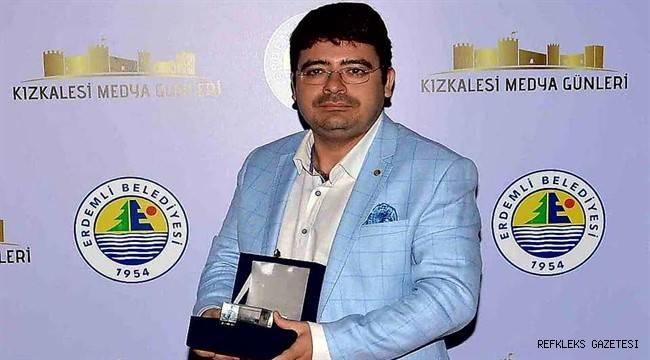 'Katar' dosyası Refleks'e ödül getirdi