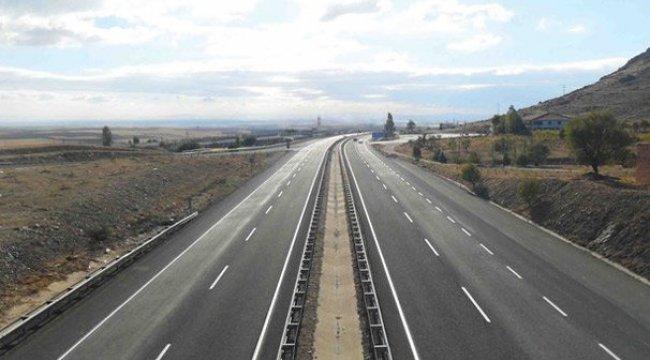 Bölünmüş yollarla 17,6 milyar liralık tasarruf