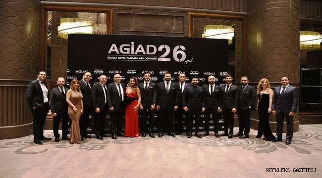 Adana GİAD 26'ncı kuruluş yıl dönümünü coşkuyla kutladı
