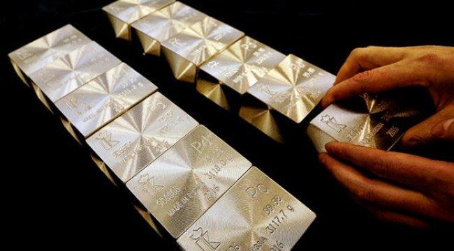 Paladyum, altının tahtını salladı