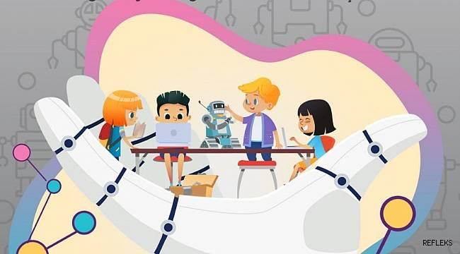 Robot tasarımcıları Kahramanmaraş'ta