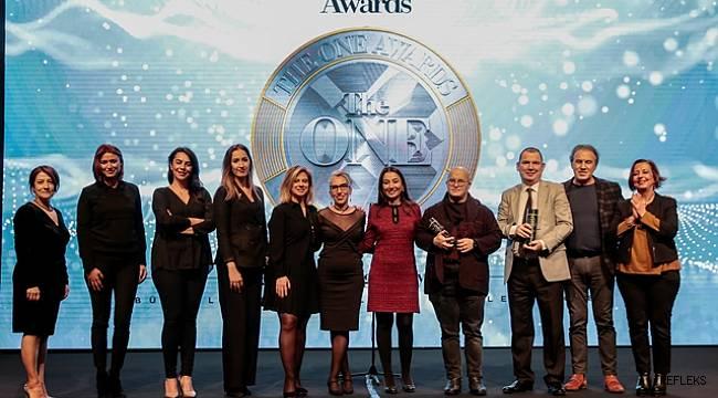 The ONE Awards Bütünleşik Pazarlama ödülleri sahipleriyle buluştu
