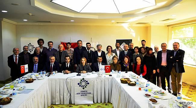 Türkiye Kent Konseyleri Birliği Buluşması başladı