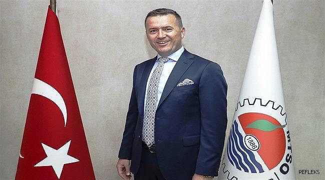 Türkiye'nin ilk tarım ve gıda teknoparkı