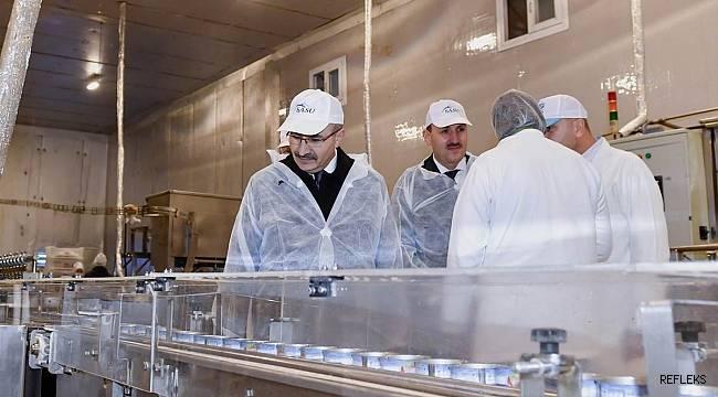 Ürün çeşitliliği ve üretim kapasitesini arttırmak