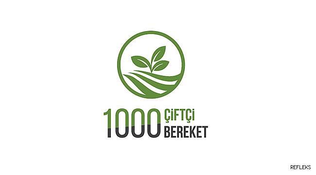 1000 Çiftçi 1000 Bereket