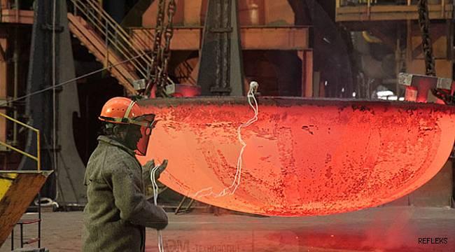 Akkuyu'nun ilk reaktörünün basınç tankının tabanı üretildi