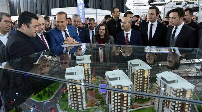 İnşaatçılar Adana'da 13'üncü kez buluştu