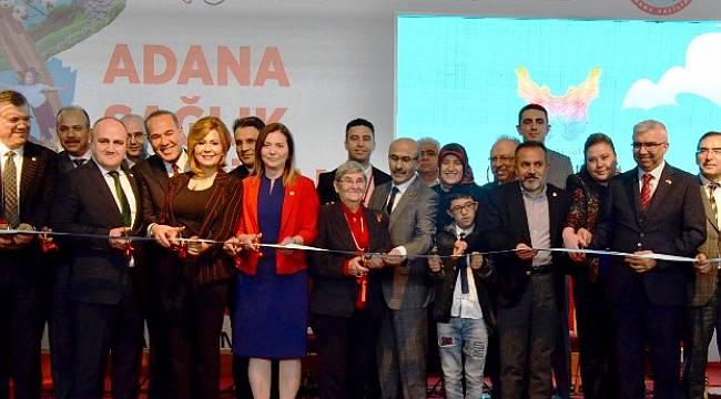 Adana sağlığın da festivalini yaptı