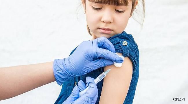 Aşılama toplum sağlığını koruyor