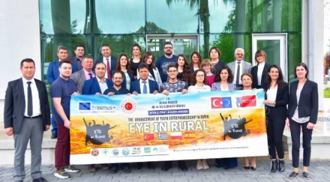 Kırsaldaki gençlerin girişimciliği güçlendirilecek