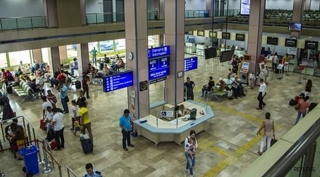 Mart ayında Adana Havalimanı'nda 431 bin yolcuya hizmet verildi