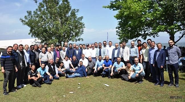 MÜSİAD Adana'dan birleştiren, eğlendiren piknik