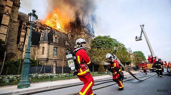 Notre Dame yangını çok geç algılandı