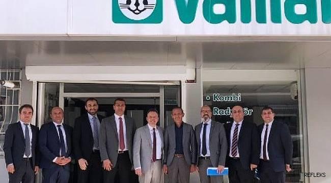 Vaillant'tan Adana'daki yetkili satıcılara ziyaret