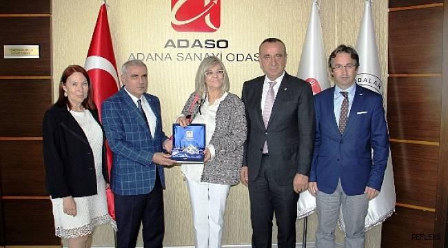 Adana iş dünyasına 'Portekiz' daveti