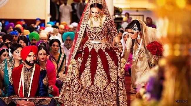 Mersin Hint düğünlerine talip
