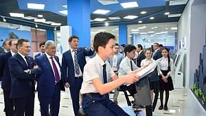 Taşkent'te Atom Teknolojileri Bilgi Merkezi açıldı