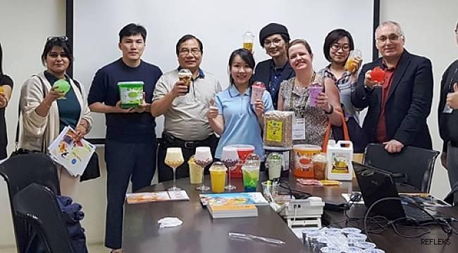 Tayvan gıdacılarımızı bekliyor
