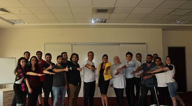 Üniversiteli gençler 'Fikir Kampı'nda yarıştı