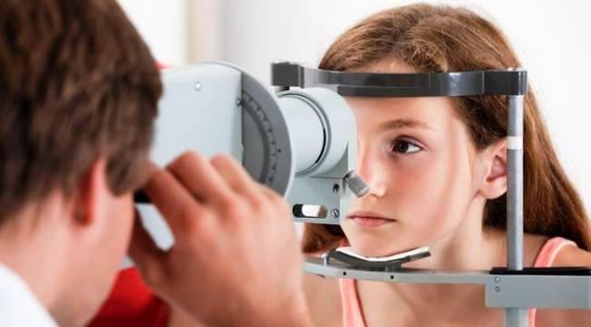 Kötü karnenin nedeni göz rahatsızlığı olabilir