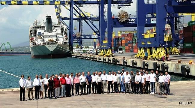 İskenderun Limanı'nda yük trafiği artacak